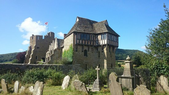 Stokesay Castle: The most gorgeous of historic buildings