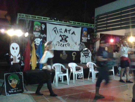 Hotel San Fermin: fiesta pirata