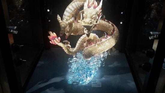 Swarovski Crystal Worlds: Price around 18000 euros