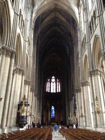 Cathedrale Notre-Dame de Reims: Inside the Church