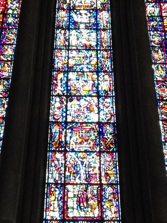 Cathedrale Notre-Dame de Reims: Stained Glasses