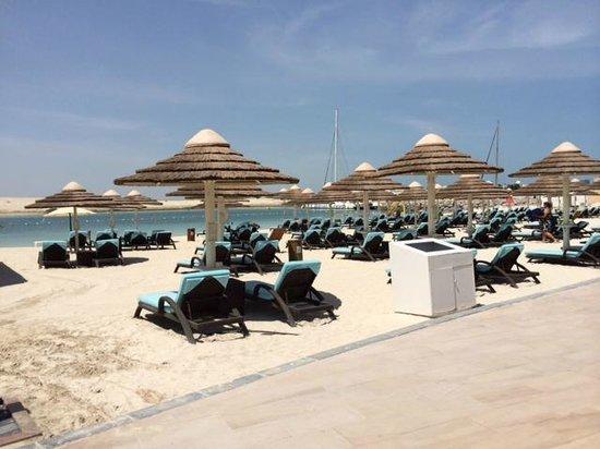 InterContinental Abu Dhabi: Strand
