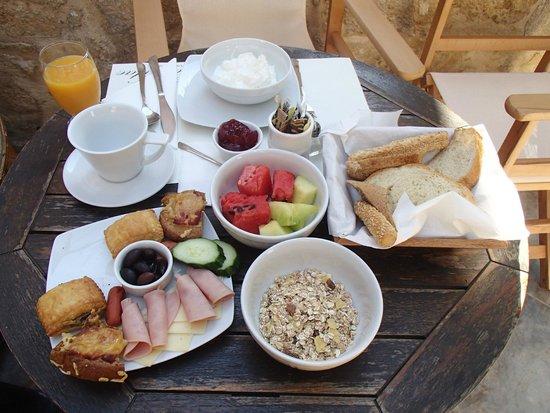 Casa Vitae Hotel : Desayuno