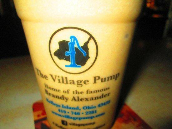 The Village Pump: Delicious Brandy Alexander