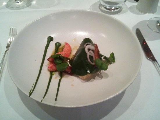 Chapter One: Poached Lobster and Eel