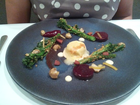 Chapter One: Broccoli and Goats Cheese
