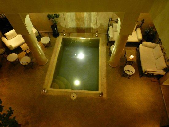Riad Al Badia: Chill out alrededor de la piscina
