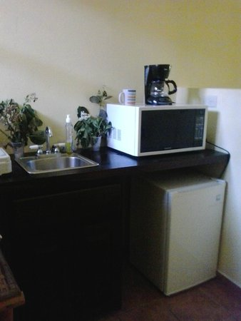 Valle Primavera : Kitchenette