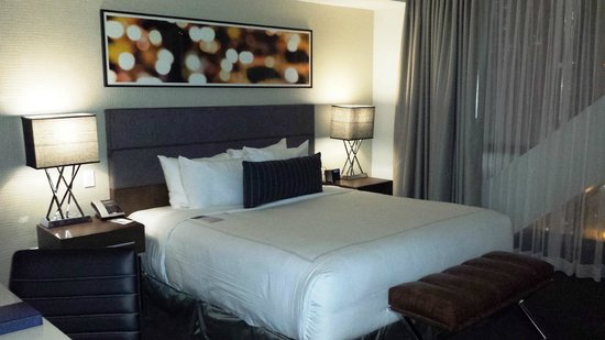 The Godfrey Hotel Chicago: Cama grande