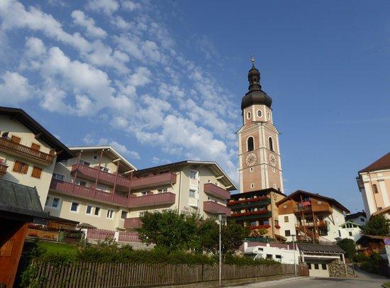 Hotel al Lupo : The hotel