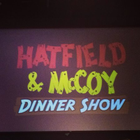 Hatfield & McCoy Dinner Show: Great show for the whole family!