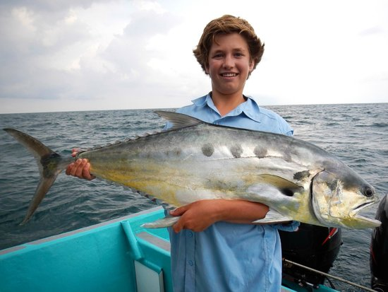 Kuala Rompin, Малайзия: Queenfish