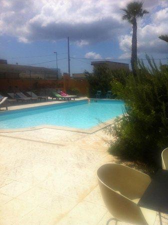 Il Tabacchificio Hotel: lekker zwembad