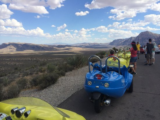 Scoot City Tours : What a view!