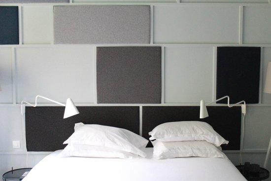 Villa Daubenton by HappyCulture : bedroom. beautiful