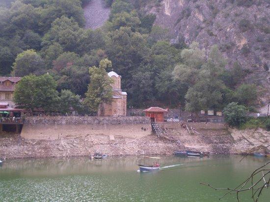 Lake Matka: Matka, Andreas monastery