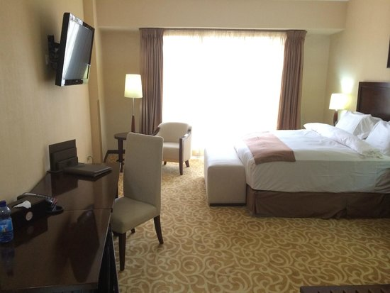 Capital Hotel and Spa: Room
