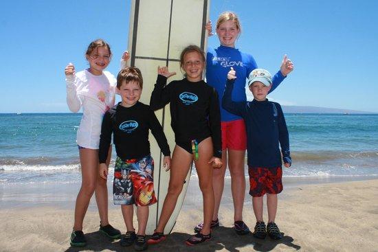 Goofy Foot Surf School, Inc: Goofy Foot Surf School - August 2014