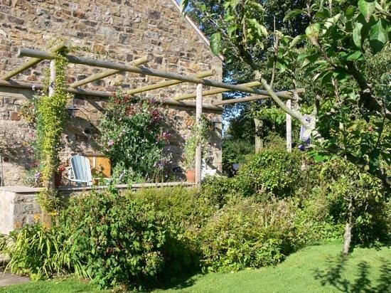 Flamborough Rigg Cottage : Veranda