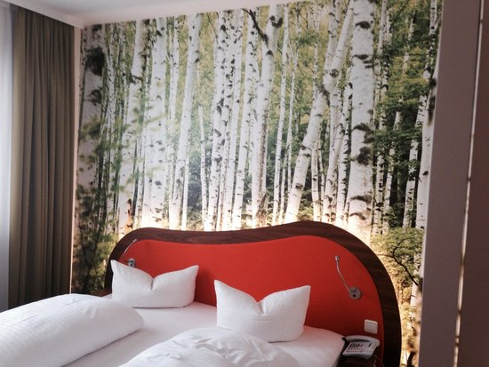 Hotel Cocoon Sendlinger Tor: Camera matrimoniale!