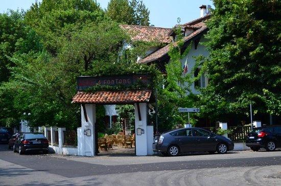 Quattro Fontane Hotel: oleg