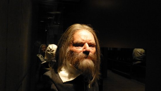 Vasa-Museum: Face reconstruction