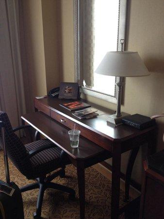 Nashville Marriott at Vanderbilt University: Desk