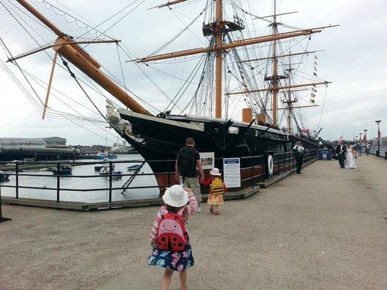 HMS Warrior 1860: HMS Warrior