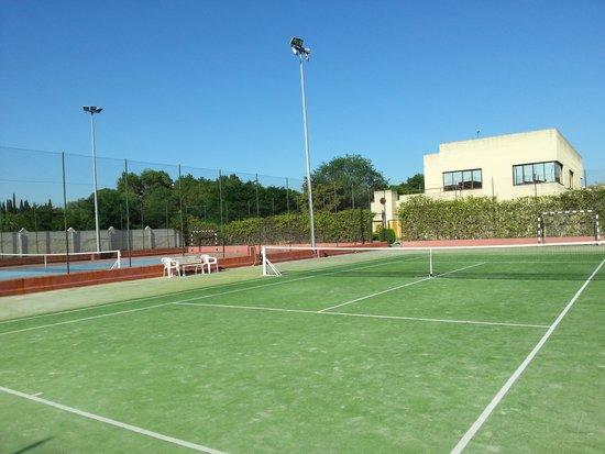 Escuela de Tenis Corbachotenis