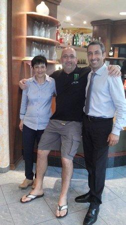 Hotel Solemare: Michele e Patrizia super gestori!!!!