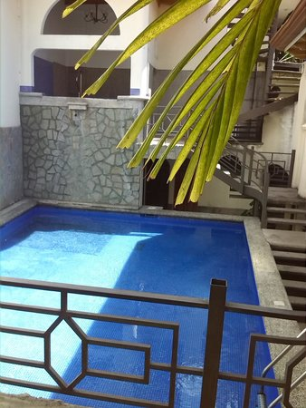 Hotel Cacts´s swimming pool