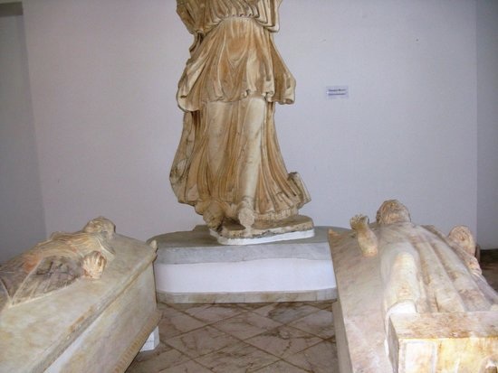 Carthage Museum : Posągi rzymskie