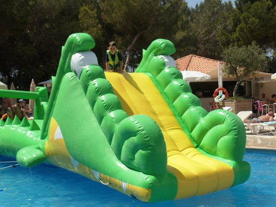 Hotel Anfora: Pool Inflatable