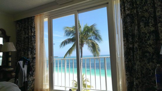 Breezes Resort & Spa Bahamas : View from our 4th floor room.