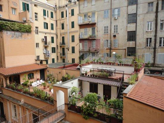 Hotel il Papavero: Típica vista italiana