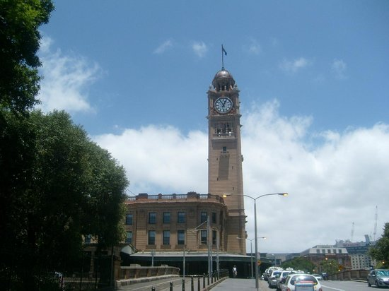 Central Railway Station: Central Station Sydney