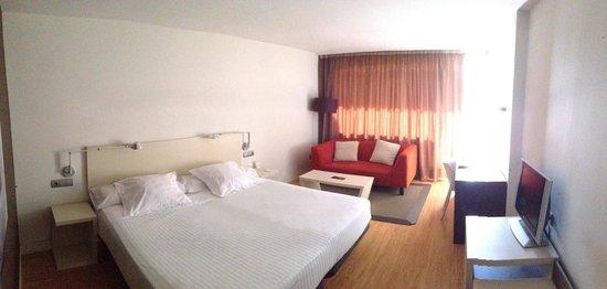 Magnolia Hotel: Chambre 405