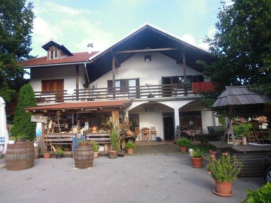 Polvljana, Kroatien: Hotel Butina