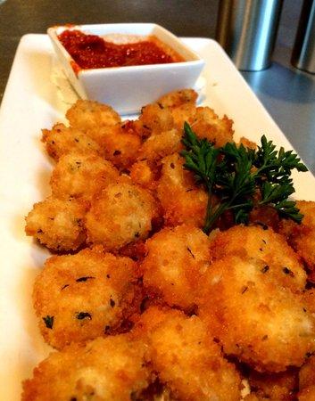 Destihl Restaurant & Brew Works: Cheese Curds