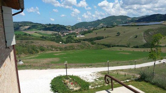 Ca'Lupino: Wonderful view