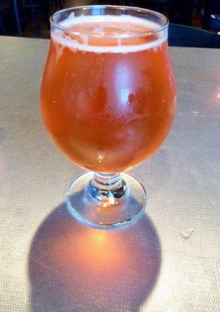 Destihl Restaurant & Brew Works: The MOST DELISH Strawberry Blonde Ale!