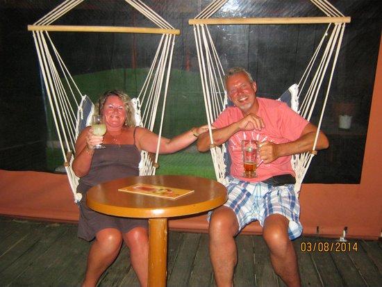 Bar för swingers
