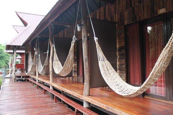 Hammock Picture Of Wang Nok Kaew Park View Sai Yok
