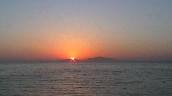 Hilton Sharm Waterfalls Resort: sunrise