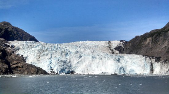 Holgate Glacier: Blues and Whites...Brrrr