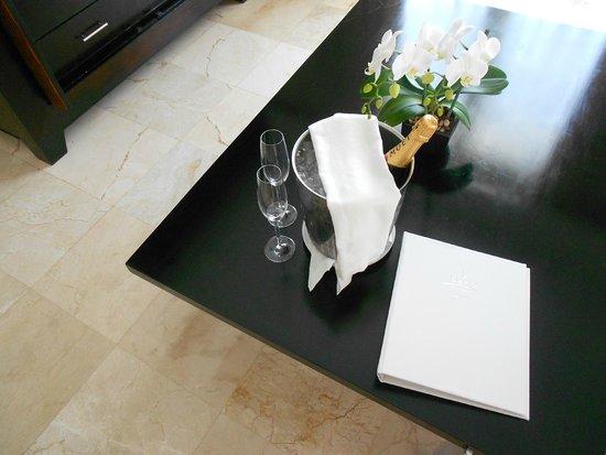 Le Blanc Spa Resort: Champagne