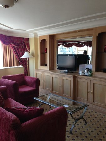 Mercure Liverpool Atlantic Tower Hotel: Kensington Suite
