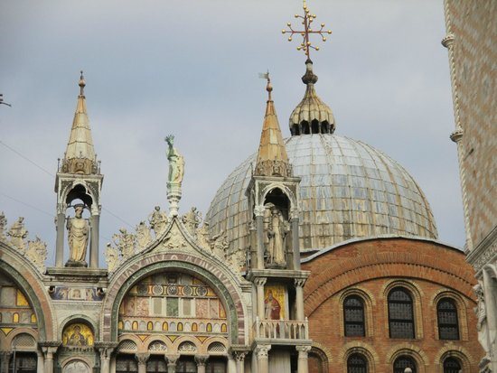Piazza San Marco (Place St Marc) : st marks square