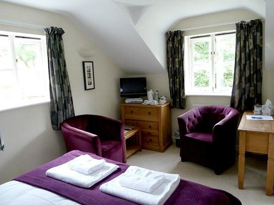 Pandy Isaf Country House Bed & Breakfast: Comfortable seating area in Room 1