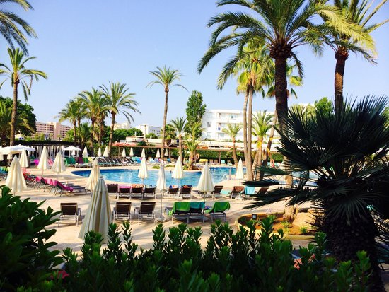Protur Sa Coma Playa Hotel & Spa: The Pool